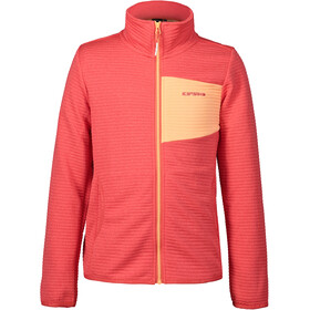 Icepeak Kleve Midlayer Jacket Kids, hot pink